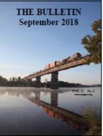 September 2018 Bulletin