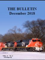 December 2018 Bulletin